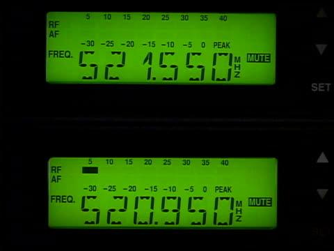 wireless receivers - 10 saniyeden daha kısa stok videoları ve detay görüntü çekimi