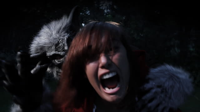 Wolf and Little Red Ridding Hood video