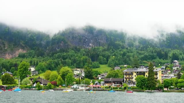 Wolfgang See lake,Austria video