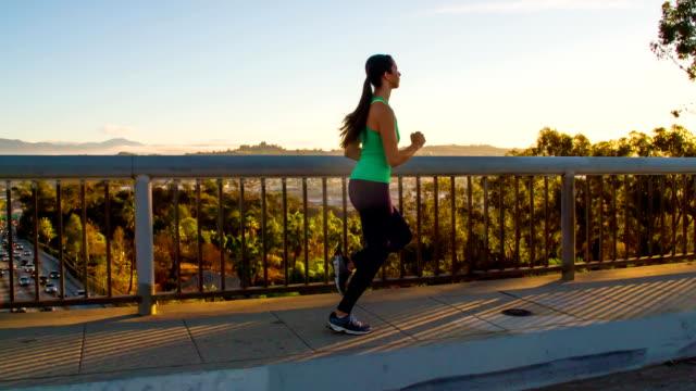 Woman Exercising video