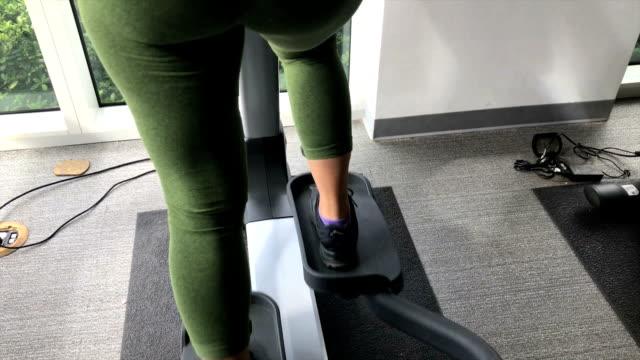 Woman Gym_Ellipse video
