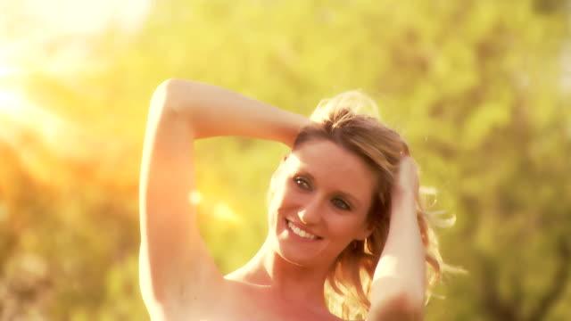 Woman under the sun video