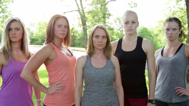Women Athletes video