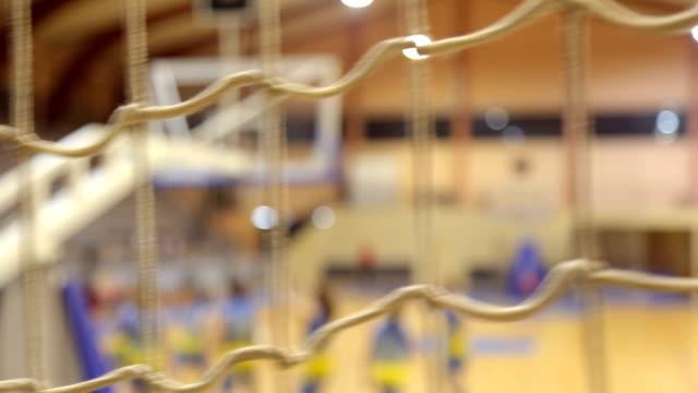 Women basketball match video