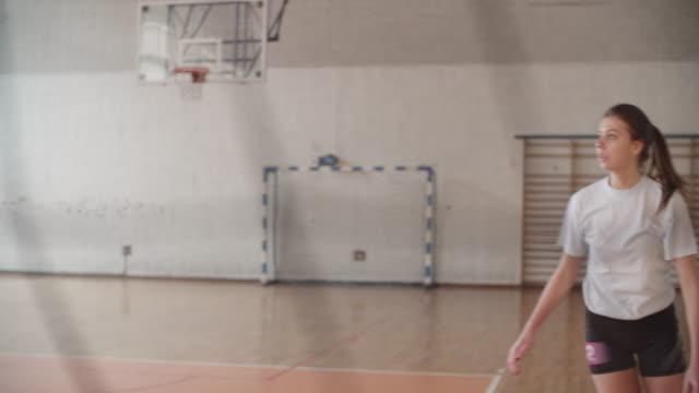 Women in sport - Volleyball video