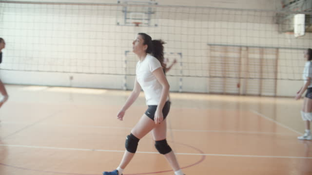 Women in sport - Volleyball video