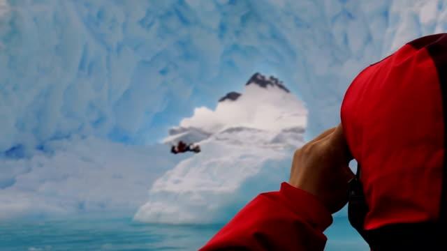 kobiety w lodowym świecie, antarktyda - antarktyda filmów i materiałów b-roll