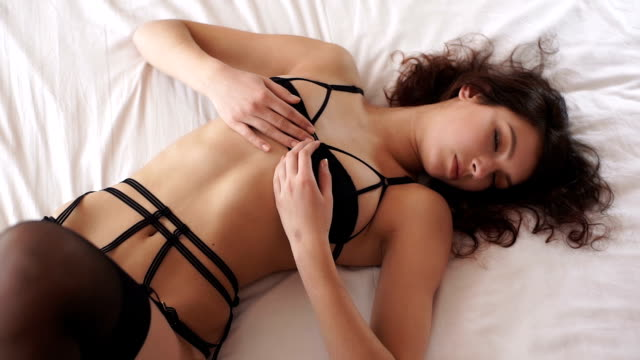women posing in lingerie - passion stock videos and b-roll footage