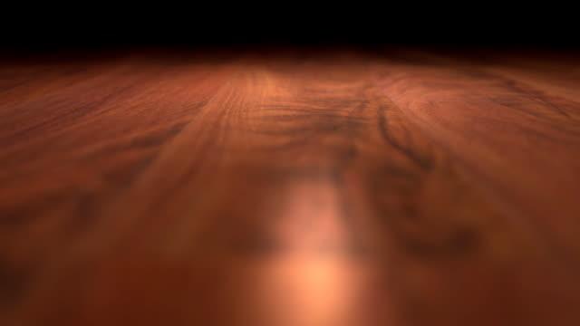 나무 배경기술 루프 - wood texture 스톡 비디오 및 b-롤 화면