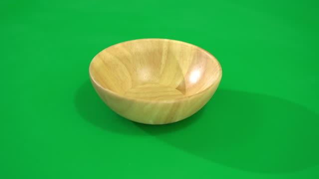 wood bowl video