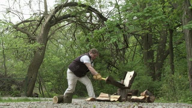 Wood Chop 24_09S video