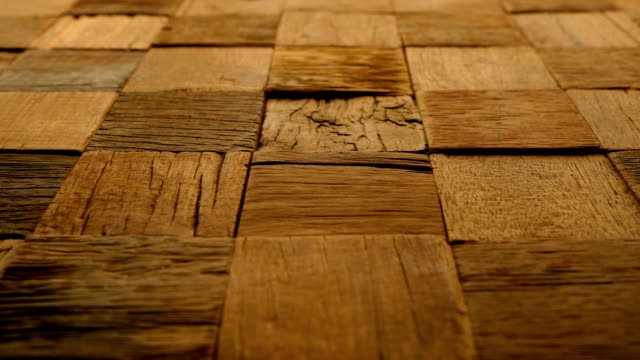 Wood texture background. video