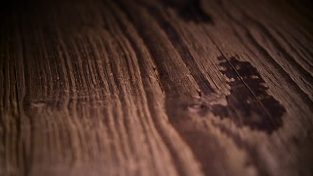 wooden background (dolly shot)