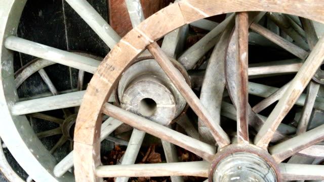 Wooden horse car wheelss