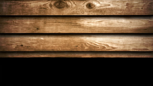 Wooden Panels Animation - Dark Brown (HD 1080)