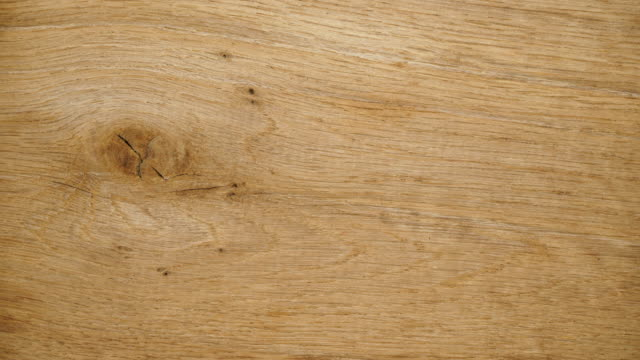 Wooden surface background dolly shot 4K