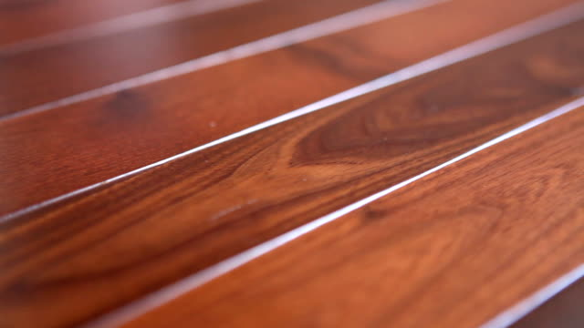 Wooden table (HD) video