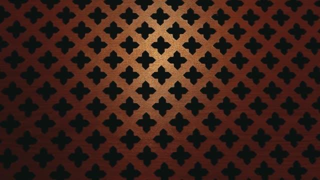 木製の壁の背景の hd 映像誰も - 教会点の映像素材/bロール