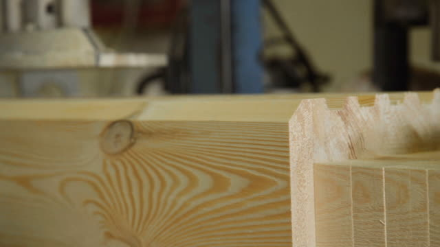 Woodworking industry: machinery and equipment for cutting and grinding video