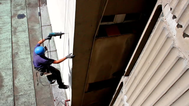 Work at height video