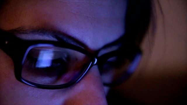 work at night video