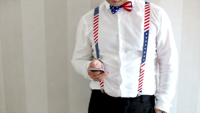 Working and dressed with style video