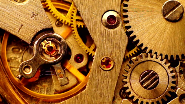 Working Clockwork video