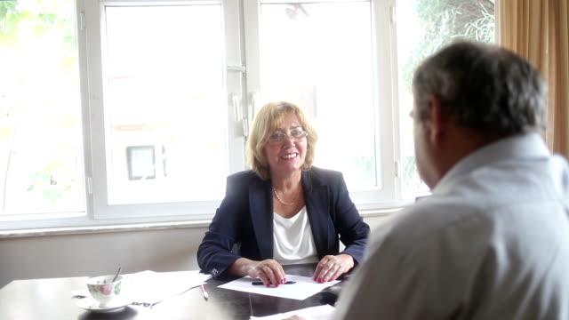 Working in Office (HD) video
