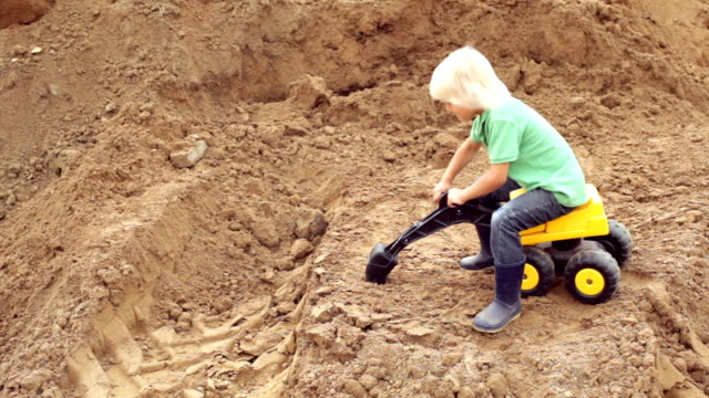 working kid working kid construction machinery stock videos & royalty-free footage