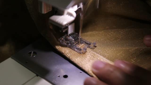 Working Sewing Machine video