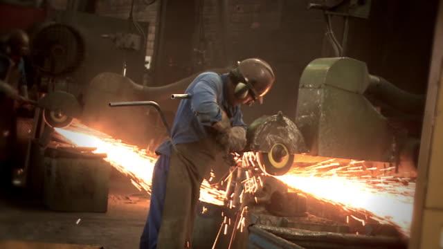 Workman Grinder