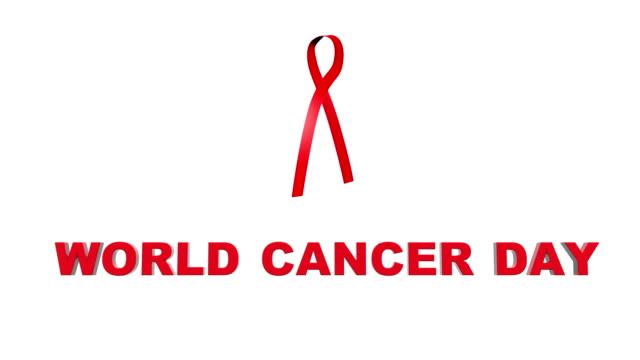 世界癌症日 - breast cancer awareness 個影片檔及 b 捲影像