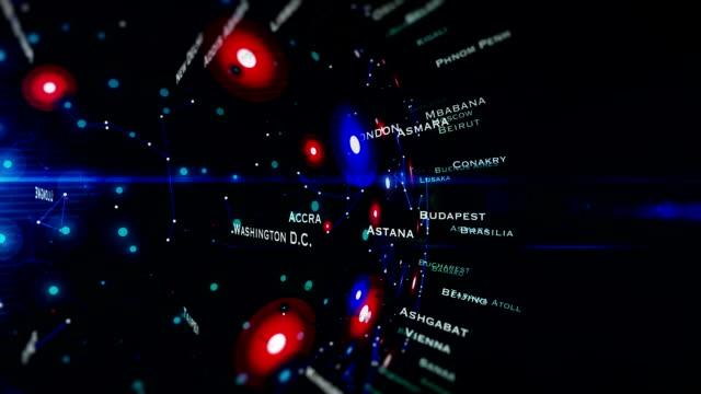 World Capital Cities video