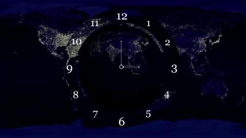 vídeos y material grabado en eventos de stock de mundo de reloj - ornamentado