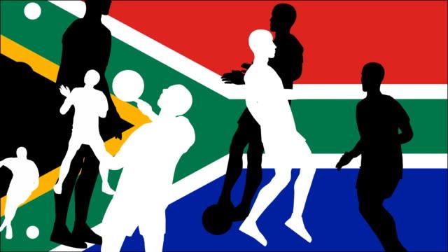 vídeos de stock, filmes e b-roll de copa do mundo 2010 áfrica do sul - futebol internacional