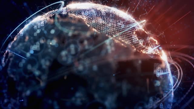 world digital security 4K video