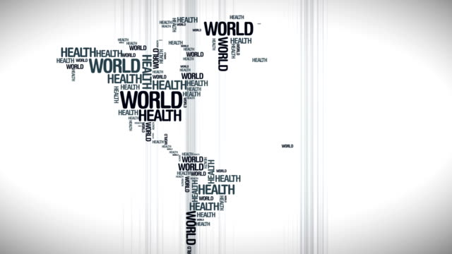 World Health Map video