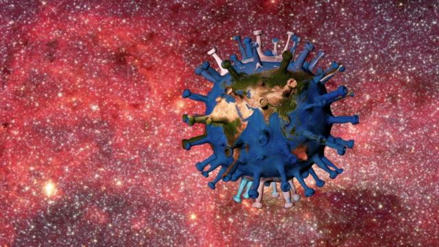 vídeos y material grabado en eventos de stock de mundo infectado con virus - hand sanitizer