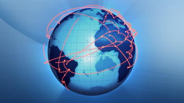 World network - 2011 new stylish red version video