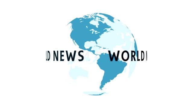 World news video