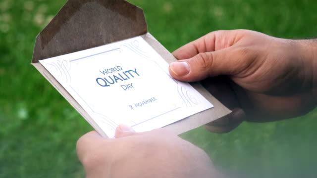 världs kvalitets dag - calendar workout bildbanksvideor och videomaterial från bakom kulisserna