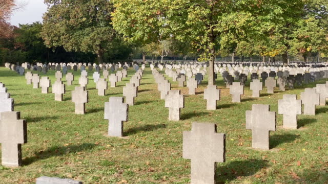 World War II War Graves