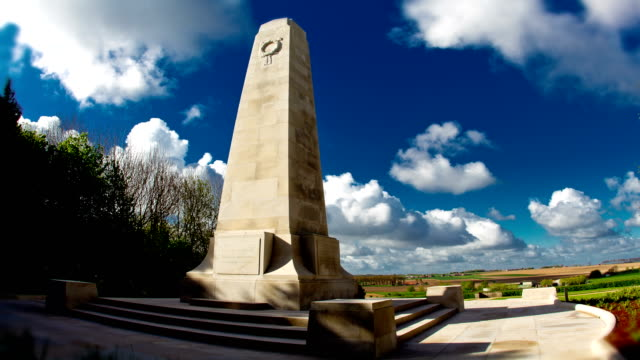 World war one places of remembrance  :  New Zealand Memorial video