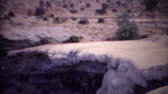 1962: World's largest mineral hot springs attraction state park. video