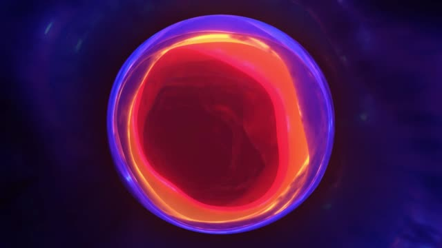 A wormhole loop Sphere in Wormhole – abstract and artistic effect illusion stock videos & royalty-free footage