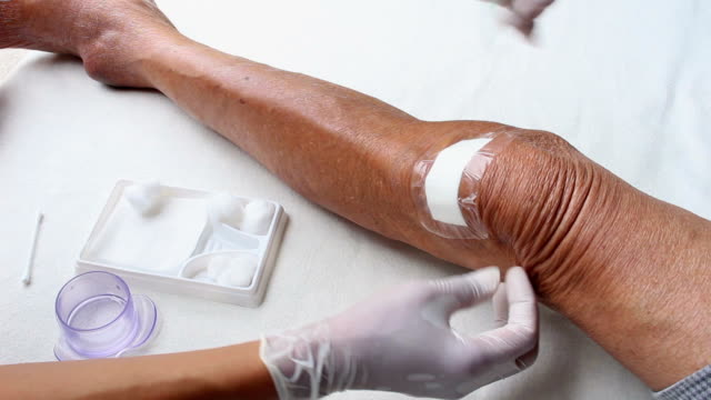 wound healing video
