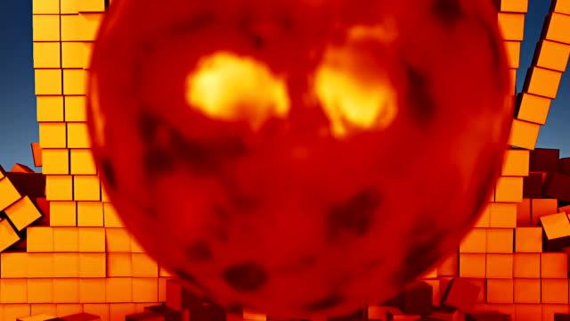 Wrecking ball hot video