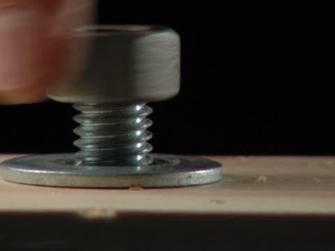 ключ pal 4:3 - затягивание стоковые видео и кадры b-roll