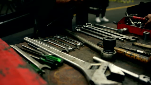 Wrench set video