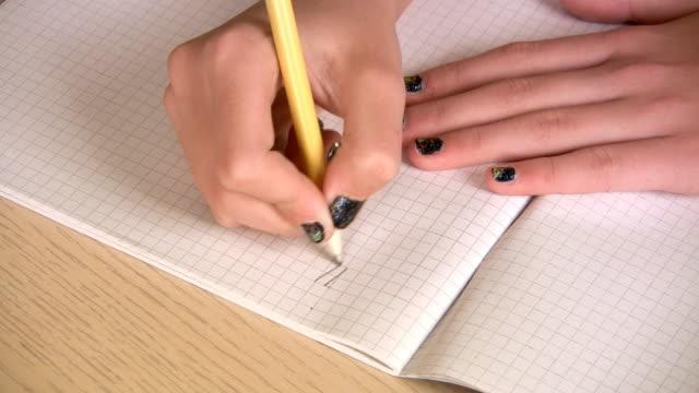 HD: Schreiben Hausaufgaben – Video